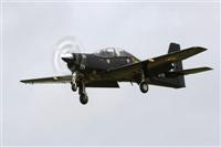 Tucano ZF171 on 23 approach