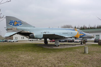 Preserved F-4E Phantom