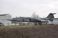 Preserved Starfighter