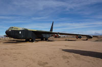 Museum B-52D Stratofortress